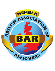 Bishop's Move is a member of the British Association of Removers