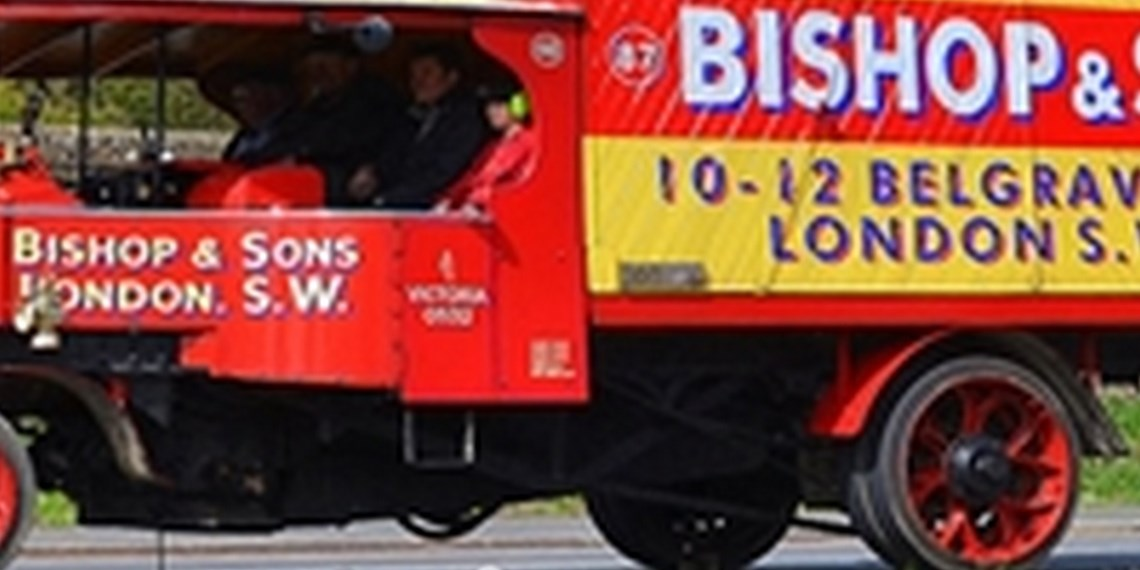 Bishop's Move Steam to attend Weald of Kent Steam Rally