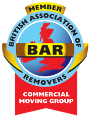 Bishop's Move is a BAR Commercial Moving Group member