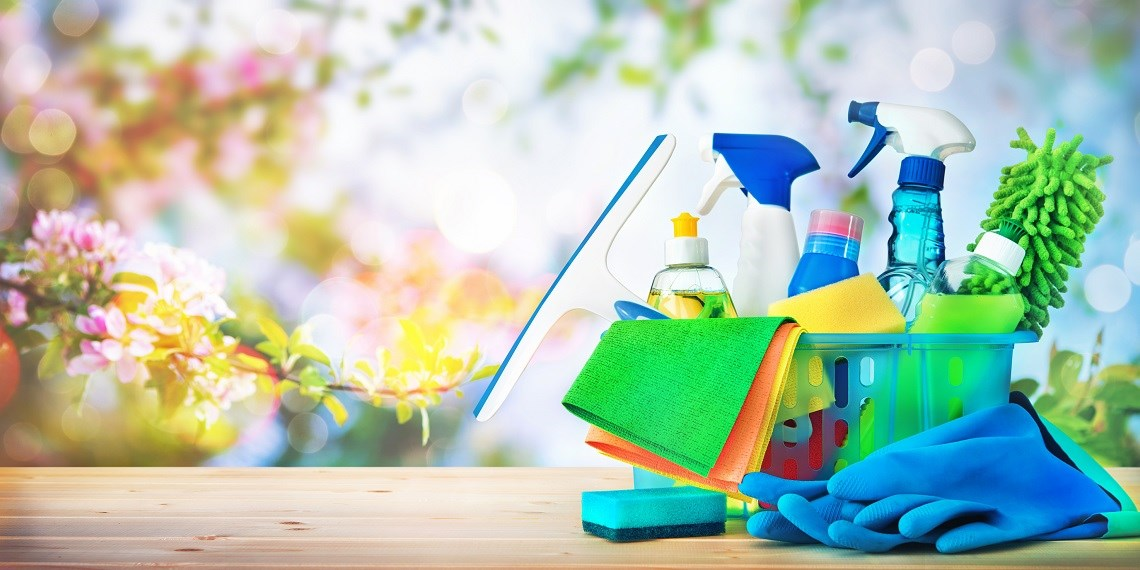 Spring Cleaning Tips to Give You a Fresh Start this Season