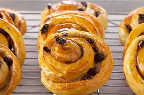 Danish Pastries or Wienerbrød