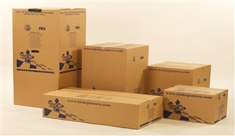 Buy Packing Boxes & Wrapping Material in Yorkshire