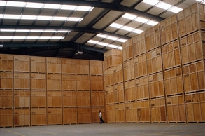 Secure Storage at Bishop's Move