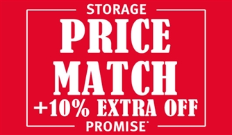 Storage Promotion at Bishop's Move Edinburgh