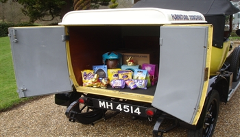Enter our fun Easter Competition to win a Bishop's Move box full of Easter Eggs