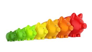 Energy Efficiency Piggy Banks