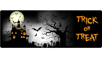 Trick or Treat Competition - coming soon