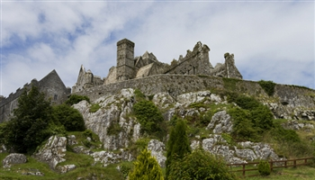 The Rock of Cashel - Tipperary (from ireland.com)