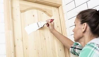 How to Paint Doors