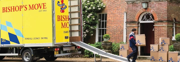 Your essential Guide to Moving House with Bishop's Move - Removals and Storage Company