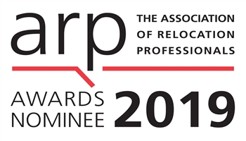 Bishop's Move is for the Association of Relocation Professionals 2019 awards