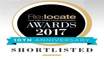 Bishop's Move is shortlisted for Best International Removals Company