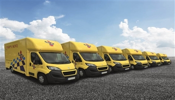 Bishop's Move expands fleet with 6 new vehicles