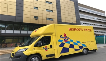Bishop's Move ensure minimal disruption during University library renovation