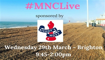 Join us on the 29th March for #MNCLive!