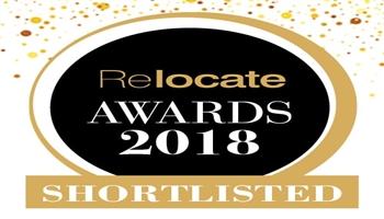 Best International Provider - Shortlist Relocate Awards 2018