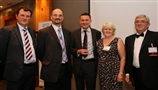 Bishop's Move wins Best Removal Company award at ARP 2015