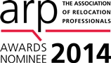 Bishop's Move have been Nominated in the Removals Category in the ARP Awards 2014