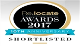 We've been shortlisted as Best International Removals Provider at the Relocate Awards