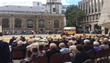 Bishop's Move takes part in the prestigious 2017 Cart Marking Ceremony in the City of London