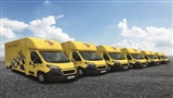 Bishop's Move's Fleet of Vehicles is continuing to Expand
