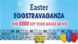 Win £500 OFF the cost of moving house this Easter with Bishop's Move