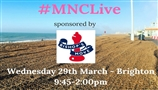 Bishop's Move proudly sponsor #MNCLive, Brighton!