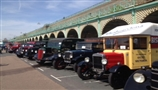 Our historic vehicles are on the move, London to Brighton!