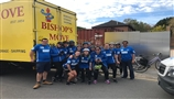 'Wheels for All' - Bishop's Move Happily Support Pompey in The Community's Local Cycling Scheme