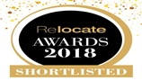 Best International Provider - Shortlist Relocate Awards 2018