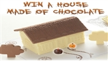 WIN a Chocolate House this Halloween!