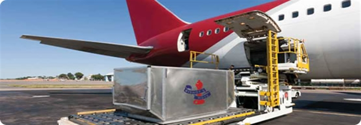 Air Freight Services from Bishop's Move