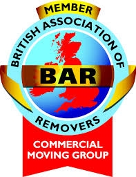 Bishop's Move is a Commercial Moving Group member of the BAR