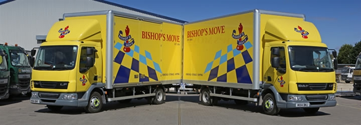 Bishop's Move Bromley - removals and storage