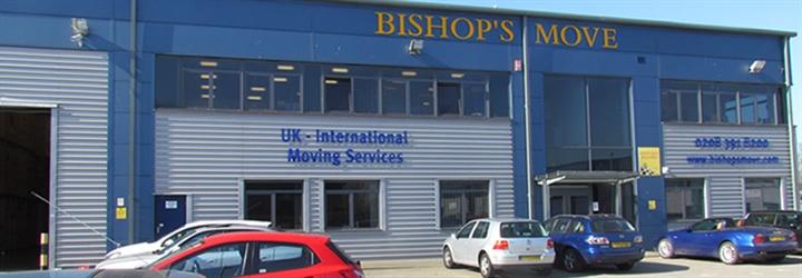 Bishop's Move Chessington - UK & International Removals Company