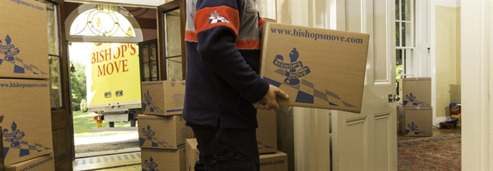 Bishop's Move Exeter - Devon's removals, storage and shipping professionals