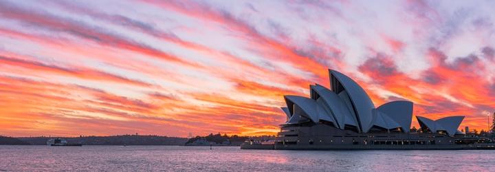 Sydney Sunset Australia