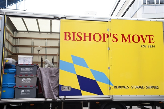 Bishop's Move relocates Charity NAPAC