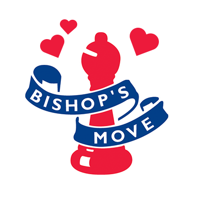 Bishop's Move share the love this Valentine's Day!