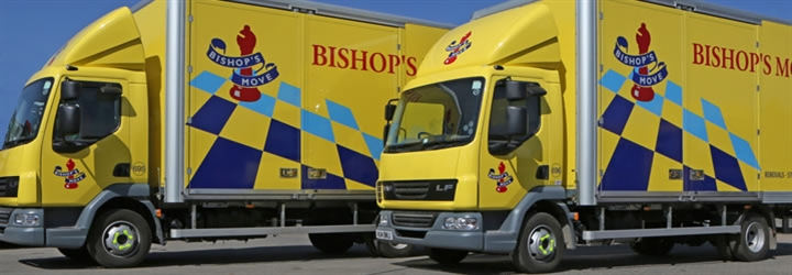 Bishop's Move - UK & International Removals Company in Surbiton