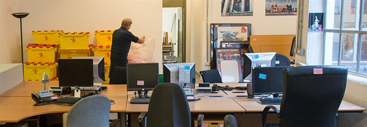 Business Relocation services in Norwich