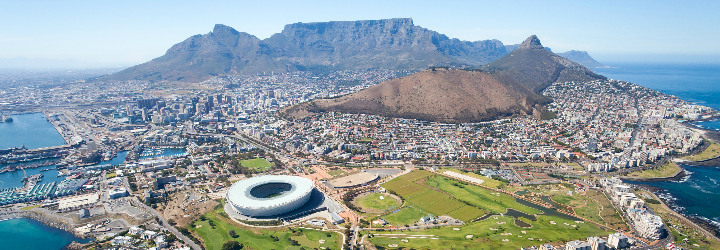Move to or from Cape Town in South Africa with Bishop's Move