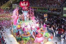 Carnival in Rio de Janeiro%44 Brazil