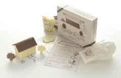 The Choc on Choc Make your Own House Kit