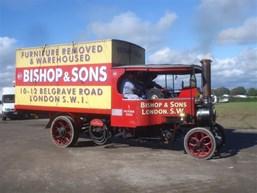 Bishop's Move HH Steam Wagon