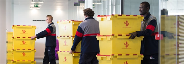 Commercial Moves & Professional Business Relocation Services