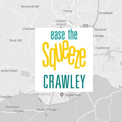 Ease the Squeeze Self Storage in Crawley