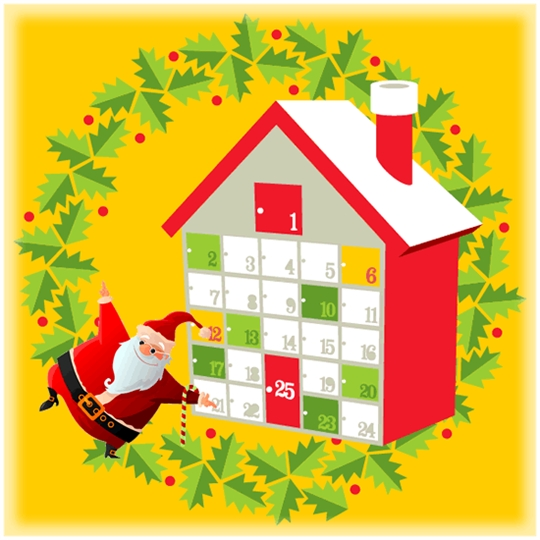 Enter our fun advent calendar competition