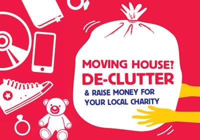 Declutter and Donate to Charity with Bishop's Move