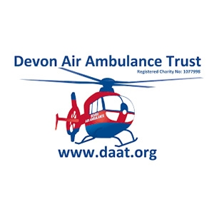 Bishop's Move Exeter is pleased to support the Devon Air Ambulance Trust